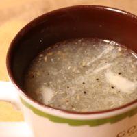 マグカップで!ジンジャースープ