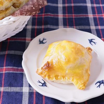 シュウマイカマンベールチーズパイ