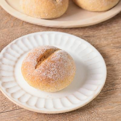 お家で作る シンプルライ麦パン