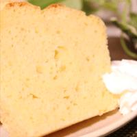 豆腐のパウンドケーキ