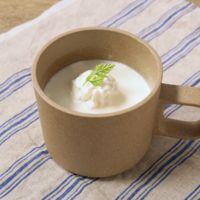 塩バニラ ホットミルク