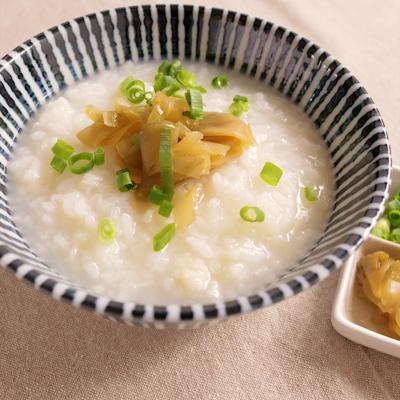 簡単ホタテ缶で作る 中華風おかゆ