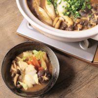 熱々 タラの味噌鍋
