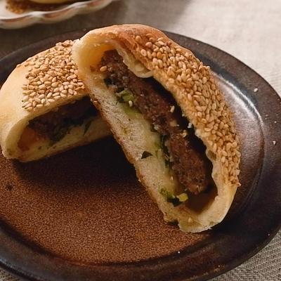 台湾のB級グルメ 胡椒餅