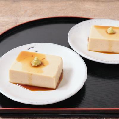 自宅で手作りジーマミー豆腐