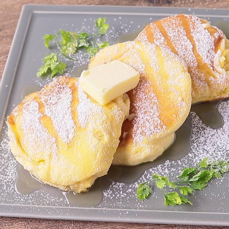 スフレ パン ケーキ