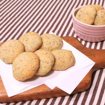 紅茶のティーバッグで作れる!豆乳クッキー
