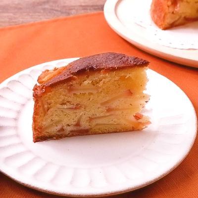 アップルジンジャーケーキ