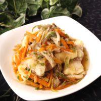 豆腐1丁でボリュームおかず 肉巻き揚げだし豆腐