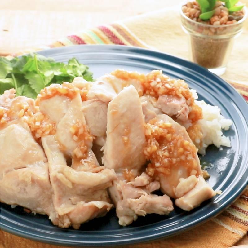 炊飯 器 鶏 チャーシュー