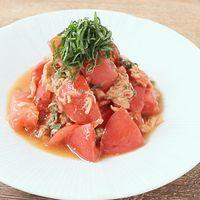 さっぱり美味しい 無限トマト