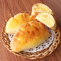 発酵なしで 昔ながらのクリームパン