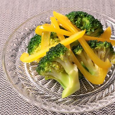ブロッコリーのハニーバルサミコサラダ