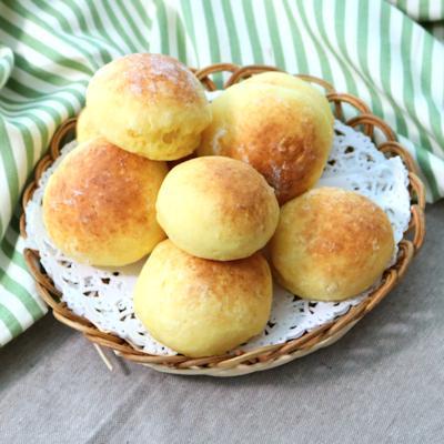 ホットケーキミックスで簡単ふわふわパン