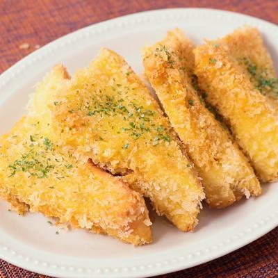 食パンでイタリア風揚げパン