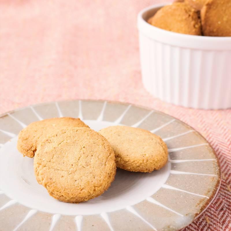 プードル クッキー アーモンド