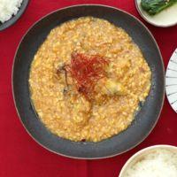ピリ辛 麻婆牡蠣