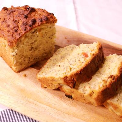 チアシードのパウンドケーキ