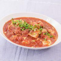 トマトベースのコクうま洋風麻婆豆腐