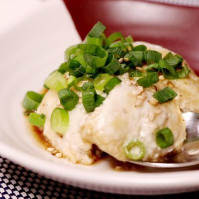 レンジで簡単!白ゴマ豆腐