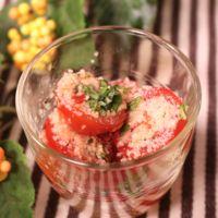こんなに簡単 トマトのサラダ
