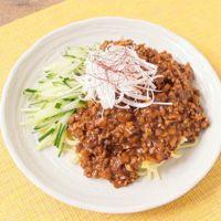 ジャー ジャー 麺 簡単