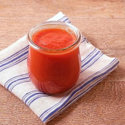 手作りでトマトケチャップ
