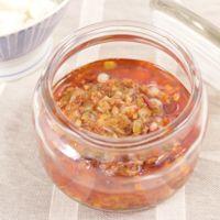 簡単 ご飯がすすむ海鮮食べるラー油