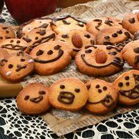 顔クッキー