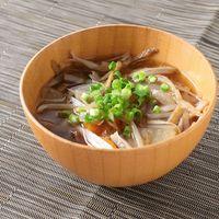 野菜たっぷり和風スープ