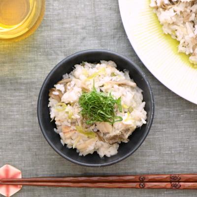 レンジで簡単 鱈のまぜご飯