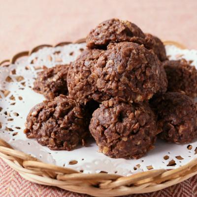 焼かないクッキー ココアクランチ