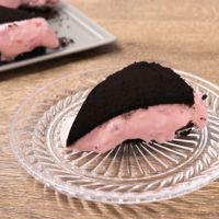 ピンク色がかわいいラズベリーティラミスケーキ