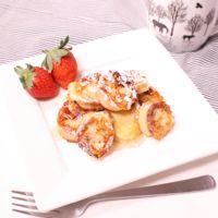 新食感!一口麩レンチトースト