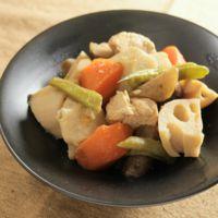 うま味たっぷり 鶏肉と野菜のがめ煮