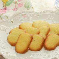 マーガリン使用 ラングドシャクッキー