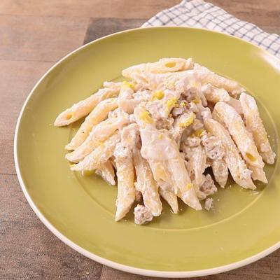 イタリアマンマのリコッタチーズと胡桃のペンネ