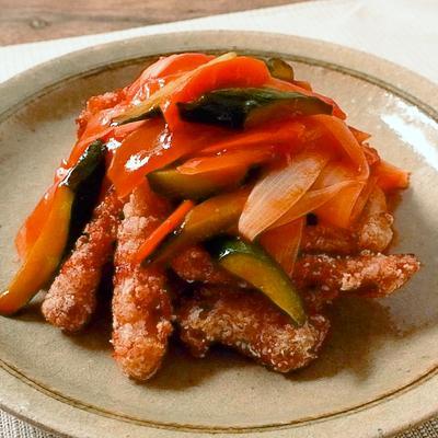 韓国式酢豚 タンスユク