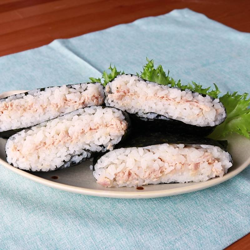 レシピ ツナマヨ
