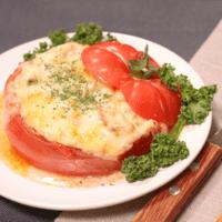 トマト丸ごと!肉詰めファルシー