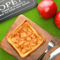 アップルパイ風トースト