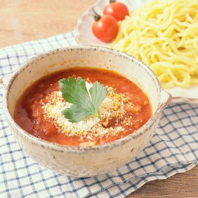 洋風トマトつけ麺