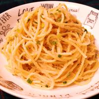 さっぱり美味しい!たらこスパゲティ