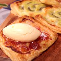 フルーツクリームチーズパイ