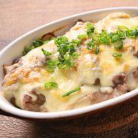 山芋ソースでつくる 牛肉の和風ドリア