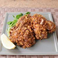 鶏もも肉と手羽元のクリスピーフライドチキン