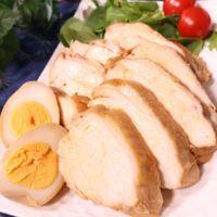 鶏むね肉で簡単チャーシュー