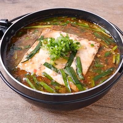 丸ごと麻婆豆腐