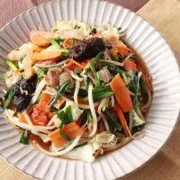 シャキシャキ野菜が美味しい 基本の野菜炒め