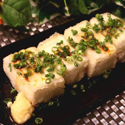 簡単!基本の揚げ出し豆腐